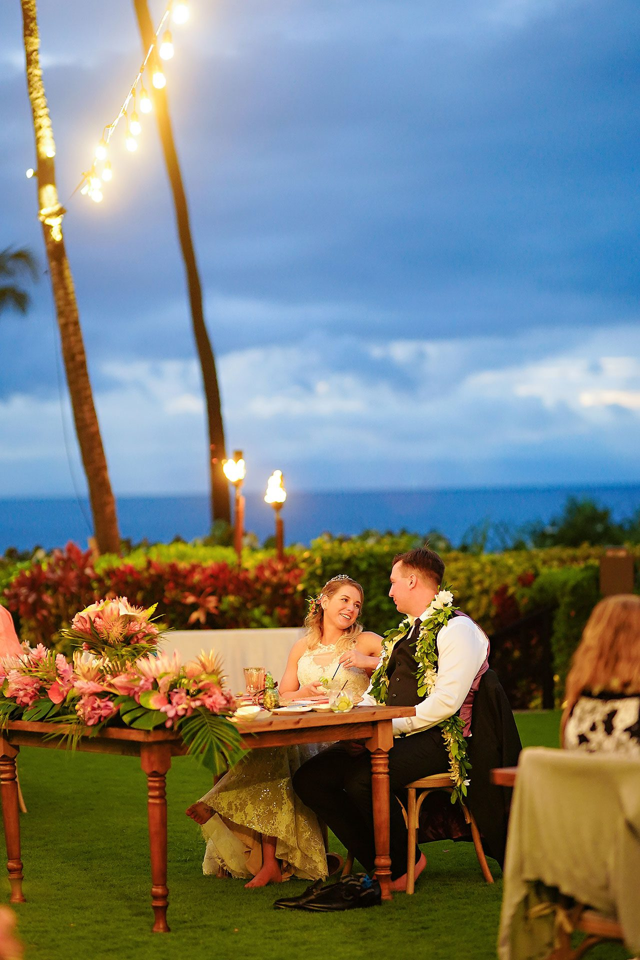 Kendra Pete Four Seasons Maui Wedding 269