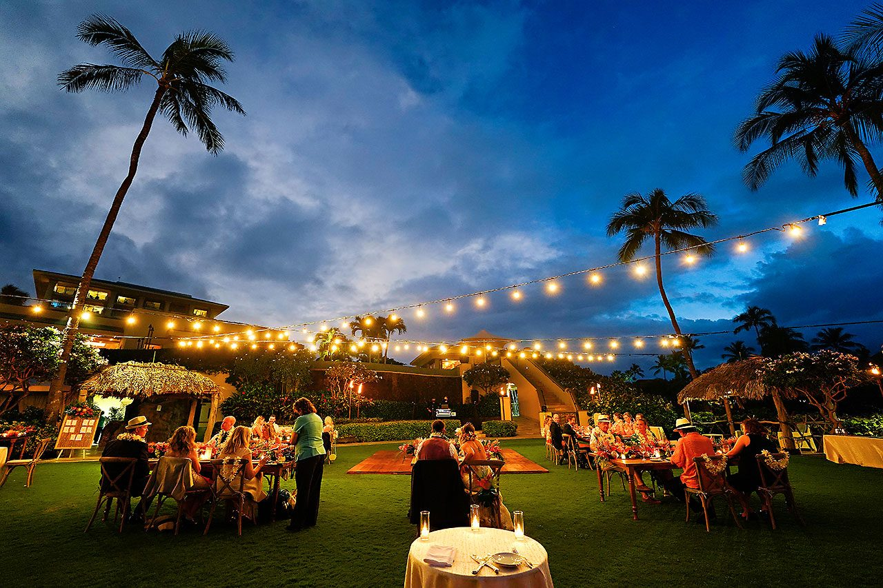 Kendra Pete Four Seasons Maui Wedding 278