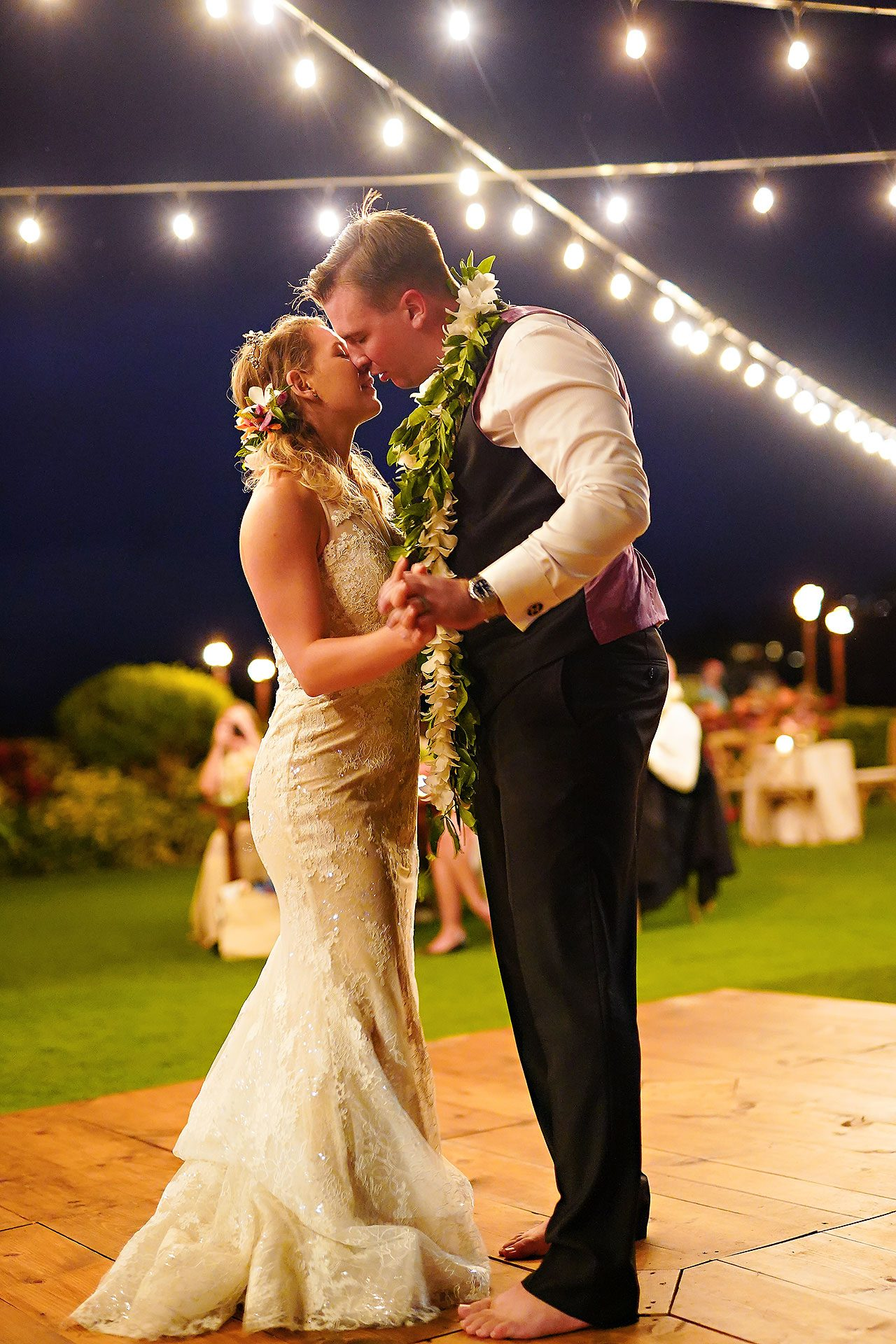 Kendra Pete Four Seasons Maui Wedding 290