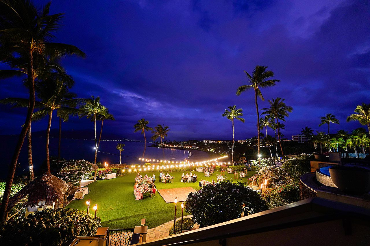 Kendra Pete Four Seasons Maui Wedding 307