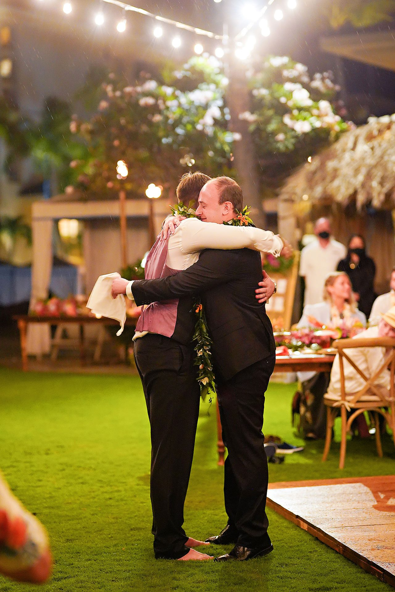 Kendra Pete Four Seasons Maui Wedding 316
