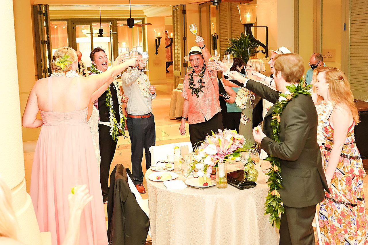 Kendra Pete Four Seasons Maui Wedding 345