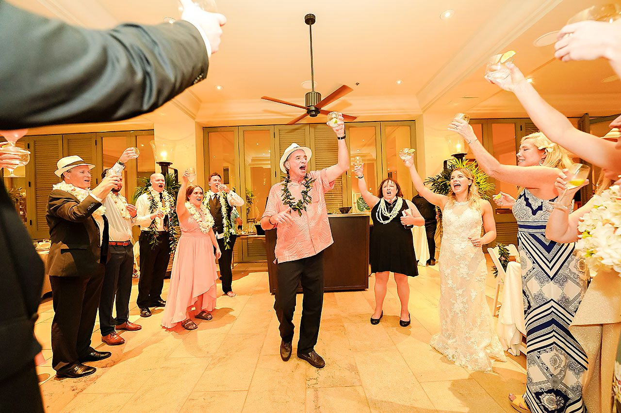 Kendra Pete Four Seasons Maui Wedding 348