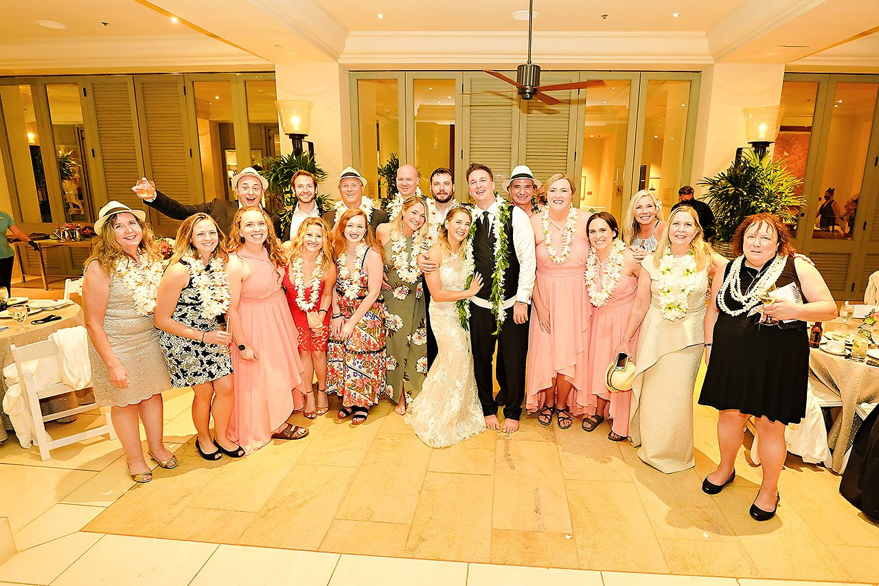 Kendra Pete Four Seasons Maui Wedding 349