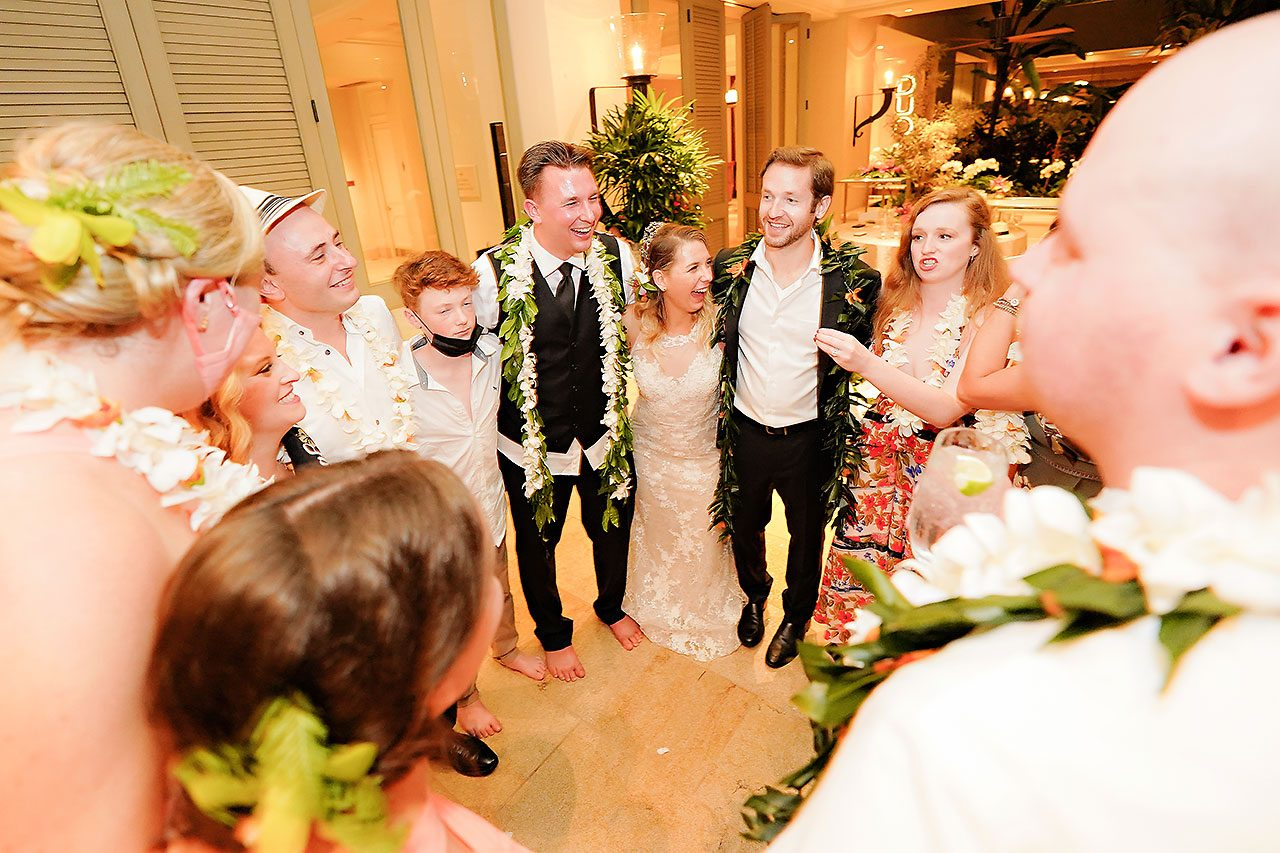 Kendra Pete Four Seasons Maui Wedding 372